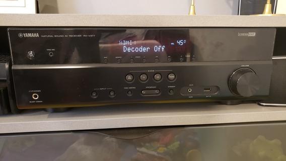 Receiver Yamaha Rx-v377