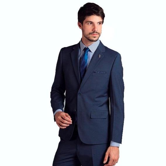 Ambo Regular Devre Liso Azul Pant S/pinsa 03d70