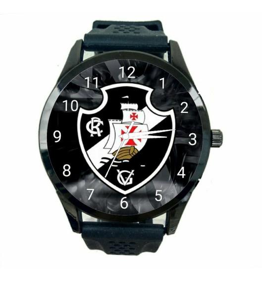 Relógio Vasco Da Gama Feminino Futebol Jogo Esporte Fc T426