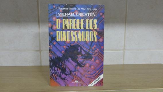 O Parque Dos Dinossauros # Livro Em Ótimo Estado # Frete 10