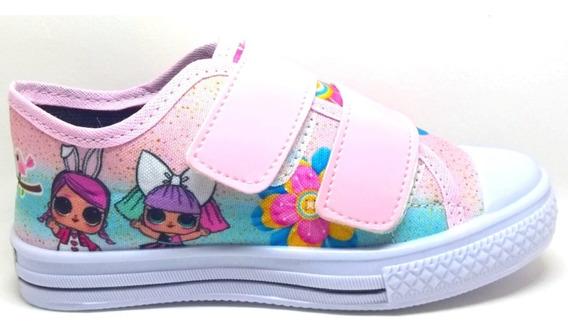 Sapato Infantil Lol Surprise Tênis Feminino Frete Gratis Promoção Barato Melhor Preço