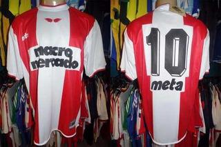 River Plate Do Uruguai Camisa Titular Tamanho G Número 10.