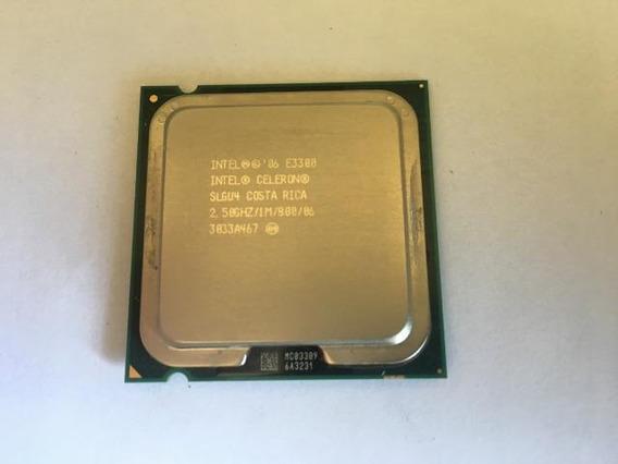 Processador Intel Celeron Dual Core E3300 2.5ghz Lga775