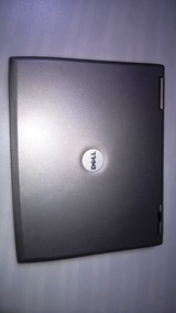 Notebook Dell Latitude D510 Funcionando