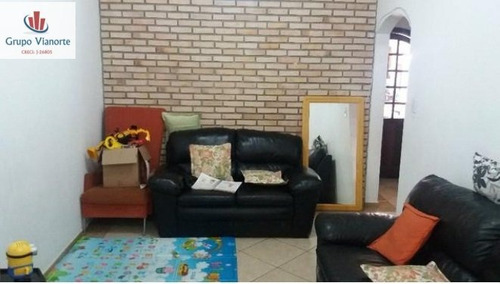 Casa A Venda No Bairro Bortolândia Em São Paulo - Sp.  - 4146-1