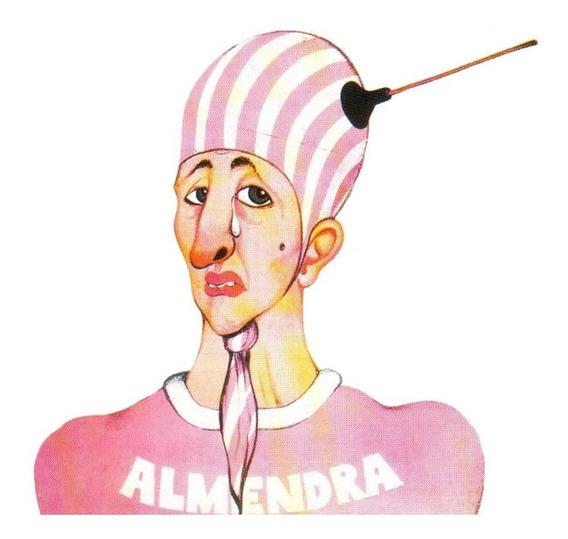 Cd Almendra Almendra + Los Singles Cd Nuevo Sellado Spinetta