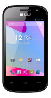 Celular Blu Dash Jr: Wi-fi, Camera, Mp3, Radio - ( 2 Chips)