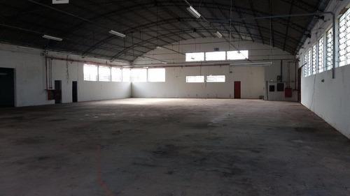 Salão Para Alugar, 954 M² Por R$ 8.000,00/mês - Vila Santa Maria - Americana/sp - Sl0085