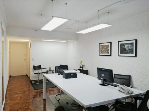 Oficina En Alquiler Ciudad Vieja Plaza Matriz