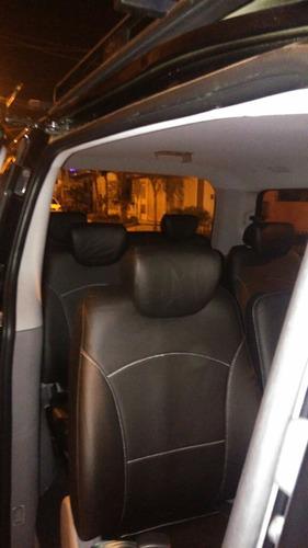 Funda Tacto Cuero Hyundai H1 Modelo Deportivo Envio Gratis!!