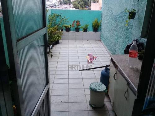 Imagem 1 de 10 de Apartamento Na Av. Nove De Julho S.p - Ap1613