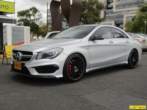 Mercedes-benz Clase Cla 45 Amg 4matic At 2.0 T