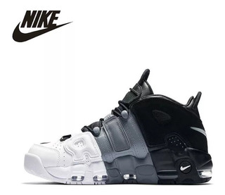 Zapatillas Nike Air Uptempo Tricolor Originales Modelo 2019