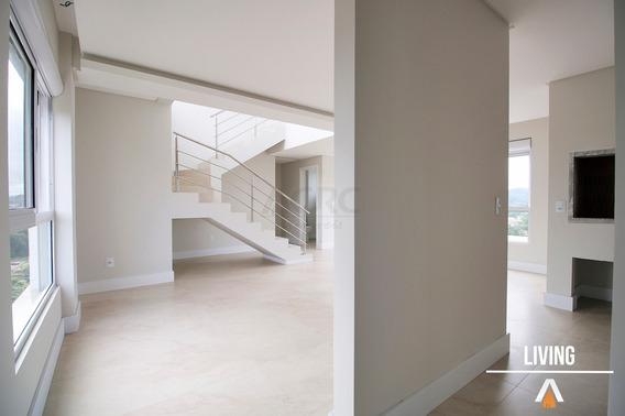 Acrc Imóveis - Cobertura Com Ampla Área, 03 Suites E 03 Vagas De Garagem - Ap02485 - 33915746