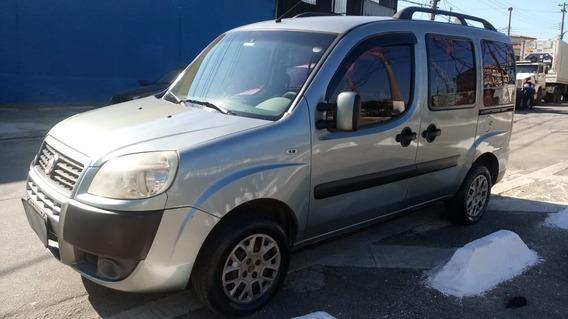 Fiat Doblo 1.8 Essence 7 Lugares 2012 Completo