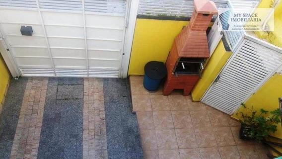 Sobrado Com 4 Dormitórios À Venda, 150 M² Por R$ 380.000 - Parque São Lucas - São Paulo/sp - So0139