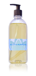 Aceite De Almendras Para Masajes 1/2 Lt