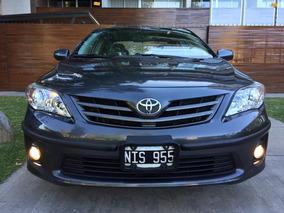 Toyota Corolla Xei Mt 2014 Impecable 1 Dueño Tomás Bord