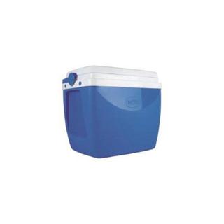 Caixa Termica Cooler Grande Mor 34 Litros Alça Porta Copos Gelo Com Nota Fiscal E Garantia Disponível A Pronta Entrega