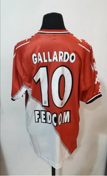 Camiseta Retro Del Monaco - Marcelo Gallardo
