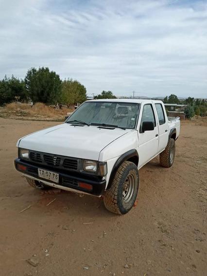 Vendo Nissan D 21 4x4 Año 2000 Dc