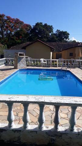 Imagem 1 de 18 de Chácara Com 3 Dormitórios À Venda, 3500 M² Por R$ 650.000,00 - Embaú - Cachoeira Paulista/sp - Ch0651