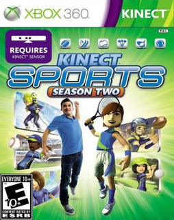 Videojuego Kinect Sports Segunda Temporada Xbox 360