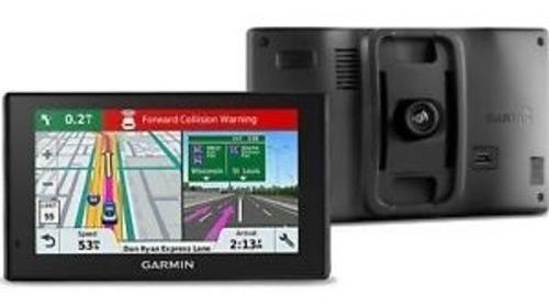 Gps Garmin Driveassist 51 Câmera De Ré Voz Novo Importado