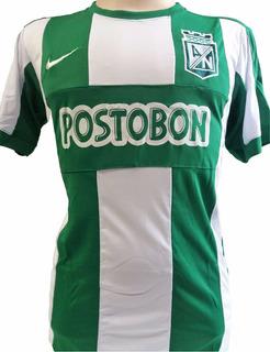 Camisa Atletico Nacional Lançamento