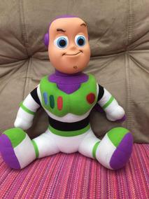 Boneco Buzz Lightyear, Edição Especial Multibrink