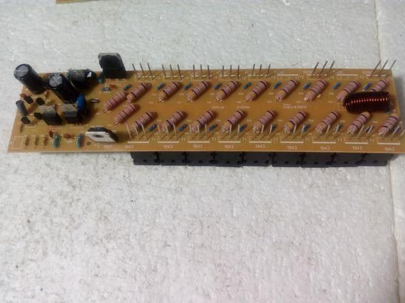 1 Placa Montada C 18 Saidas Amplificador 1000w 2ohms