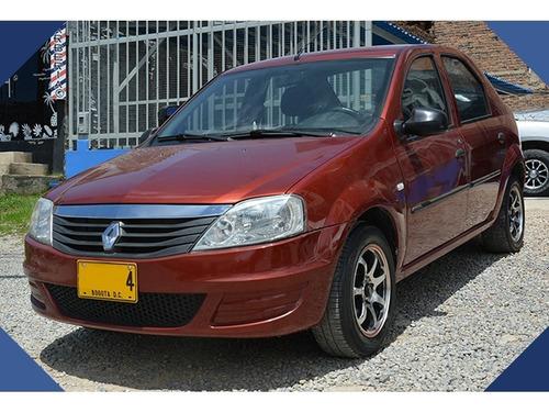Renault Logan Expression Rines De Lujo 2008