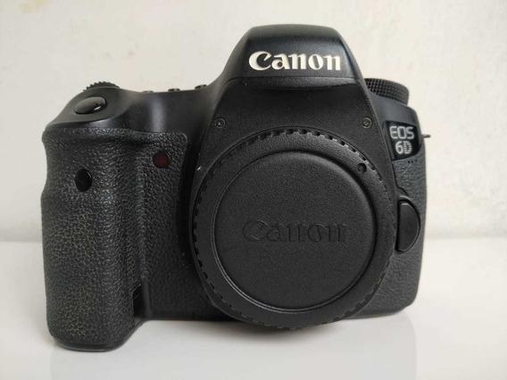 Câmeras Eos 6d