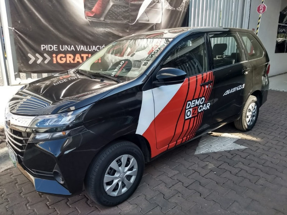 Toyota Avanza Le Ta 2020