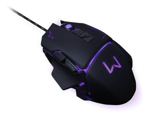 Mouse Gamer 3200 Dpipreto Usb Mo261warrior