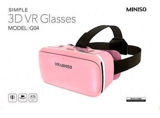 Vr Glasses G04 Smart Phone Miniso