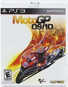 Moto Gp 09/10 Ps3 Mídia Física Usado