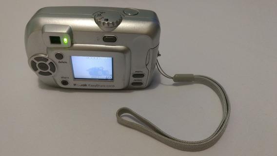 Câmera Digital Kodak Easyshare C300 + Brinde