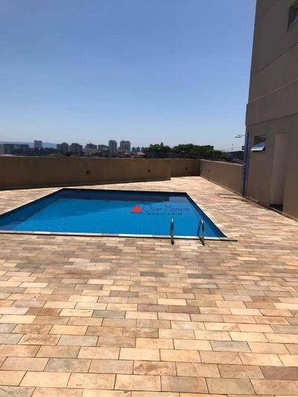 Apartamento Com 2 Dormitórios À Venda, 46 M² Por R$ 240.000,00 - Bussocaba - Osasco/sp - Ap7076