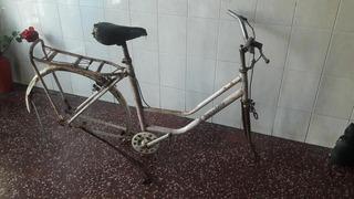 Bicicleta De Mujer Di Benedetto Rodado 24 Ideal Restaurar