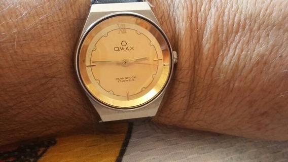 Rellogio De Pulso Omax Automático Swiss