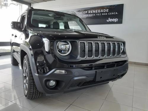 Jeep Renegade 1.8 Longitude At6 Cuero Zenon 4x2 2021 #14