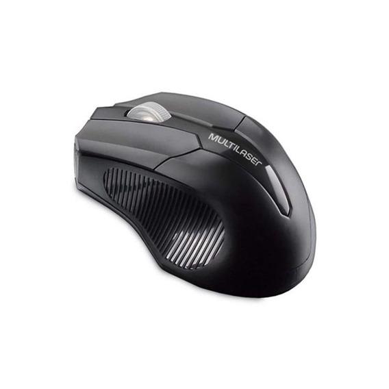 Mouse Sem Fio 2.4ghz Usb Box - Multilaser