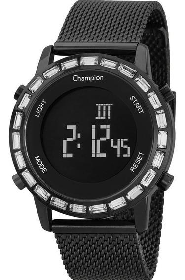 Relógio Feminino Digital Champion Original Com Garantia Nfe