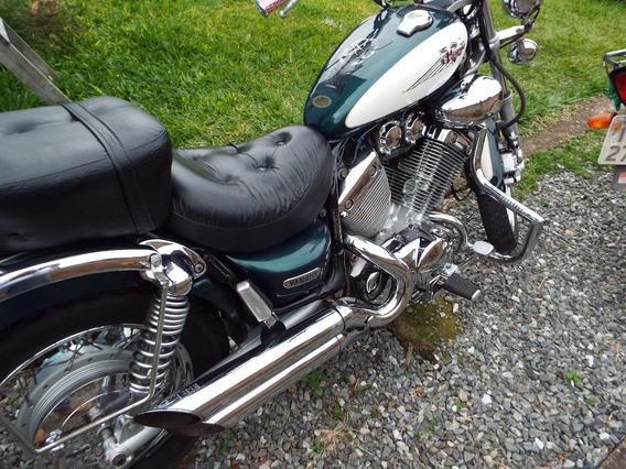 Yamaha Xv950 Custom