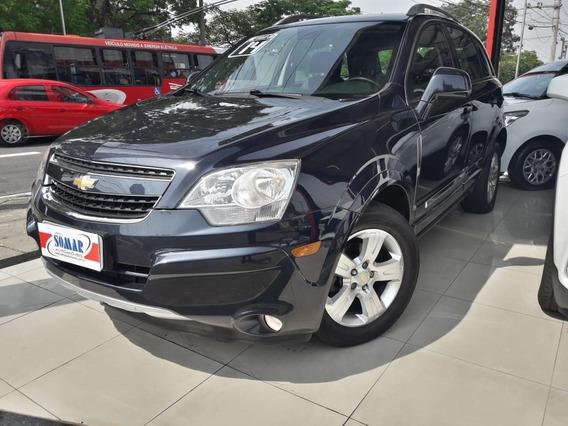 Chevrolet Captiva 2.4 Sidi 16v Gasolina 4p Automático 2014
