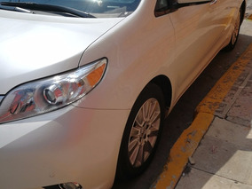Toyota Sienna Limited 2012 Blanco