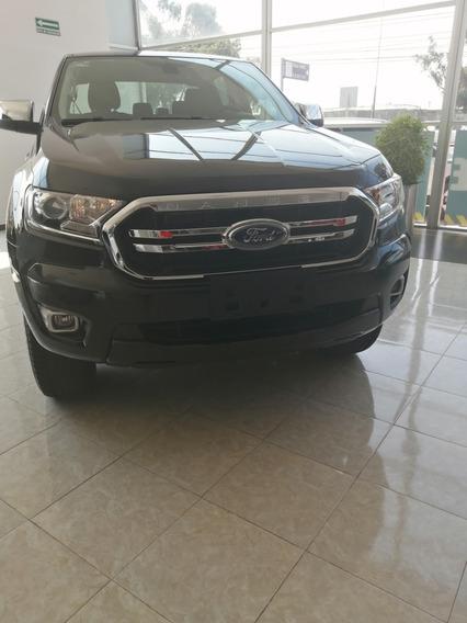 Ford Ranger Xlt Negra 2020