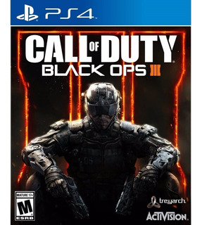 Call Of Duty: Black Ops 3 Ps4 - Juego Fisico - Prophone