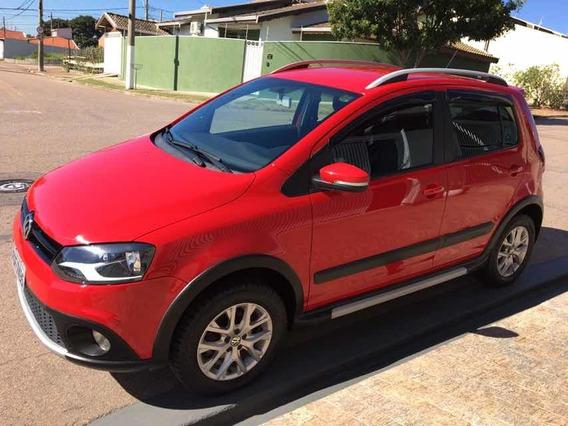 Volkswagen Crossfox 1.6 Total Flex 5p 2013 Km 49.000 !!!!